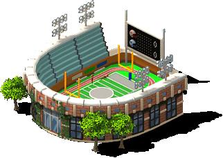 College Stadium-SW