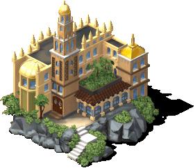 Alcazar Castle-SW