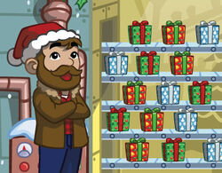 Holiday Mystery Game-icon