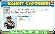 Bandit movers captured! 1