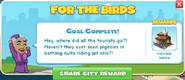 Pool Pigeon-complete