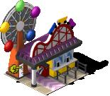 Amusement Park Entrance-SE