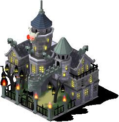 Dracula's Castle-SW