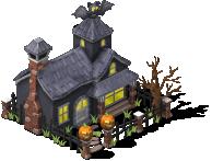 Halloween Townhouse-SE