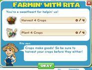 Farmin' With Rita