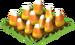 Candy Corn Fruit