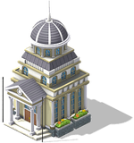 Mun cityhall high SW