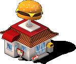 Burger Joint Level 1-SE
