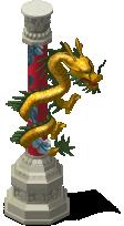 Lucky Dragon Statue-SE