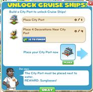Unlock Cruise Ships