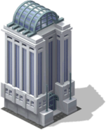 Spy building SE