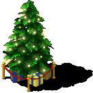 Holiday Tree 2 Level 3-SW