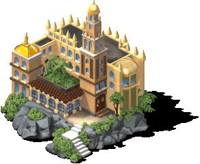 Alcazar Castle-SE