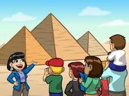 Announce pyramidlandmark