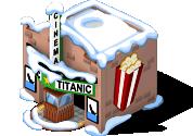 Cinema snow