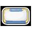 University Plate Frame-icon