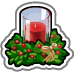 Candles holiday-icon
