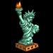 Statue of Liberty-Icon