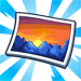 Alps Sunset-viral