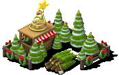 Holiday Tree Lot-SW