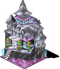 Metallic Mansion-SW