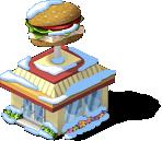 Tofu Burger snow-icon