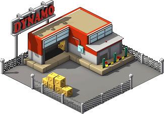 Factory base SE icon