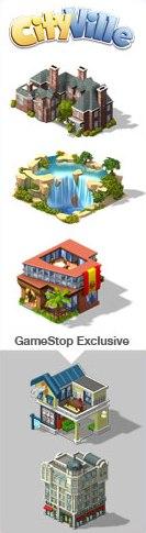 GameStop CV extras