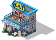Greek Restaurant-SW