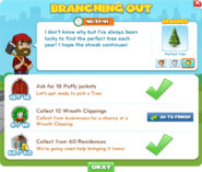 Branching-out
