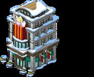 Department Store snow