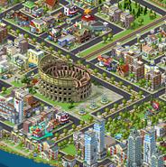 Cityville-coliseum