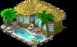 Polynesian Pool House-NE