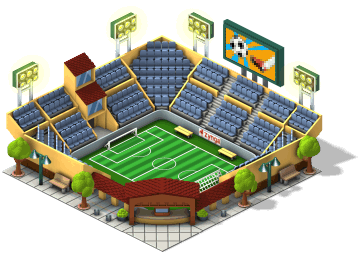 Soccer Stadium SW