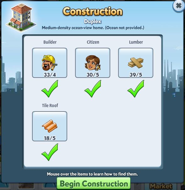 Duplex Construction