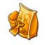 Golden Bag of Sand