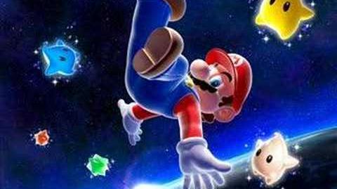 Super Mario Galaxy - Nemesis King Koopa