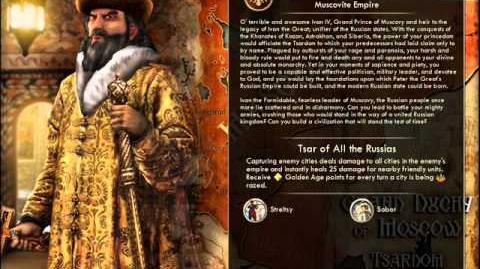 Moscovy - Ivan IV Peace