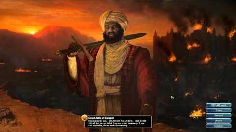 Civilization V OST - Askia Peace Theme - Gambia Folk Song