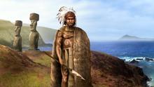 Rapa Nui Leaderhead