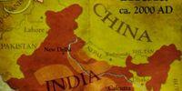 India (Gandhi)