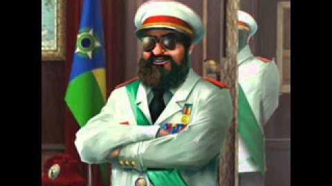 Tropico - El Presidente War