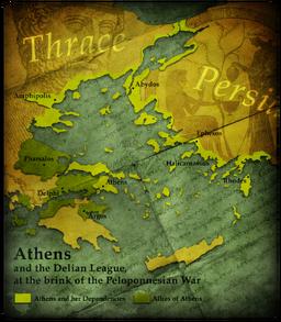 MC Athens Map