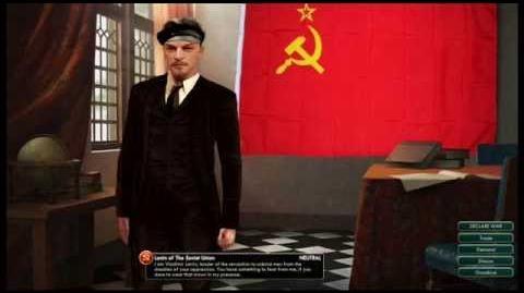 UdSSR - Lenin Peace