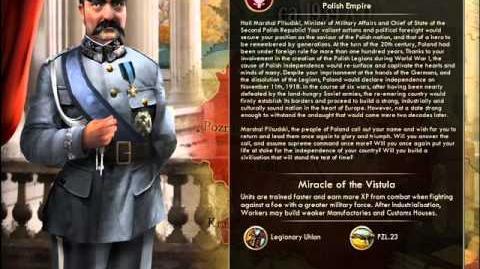 Republic of Poland - Pilsudski War