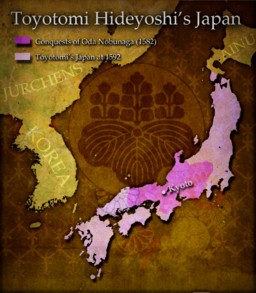 Hideyoshimap