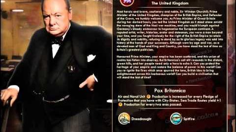 Great Britain - Churchill War