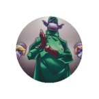 Mathalx Faust Doctor Icon
