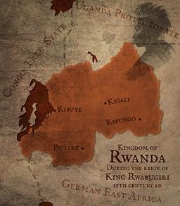 Rwanda Map512