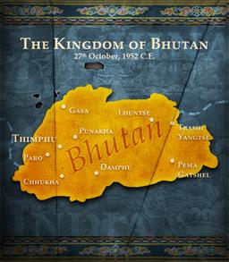 MapBhutan512